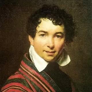 один из лучших портретистов первой трети XIX века