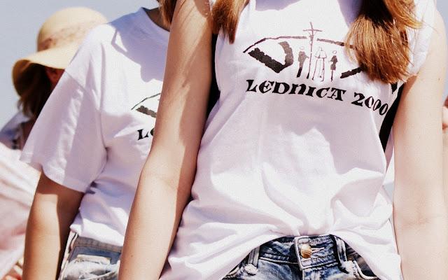 Lednica 2015 koszulki