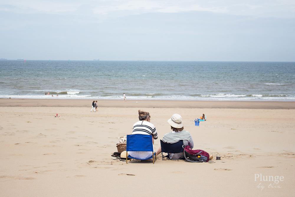 Wassenaar beach