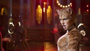 Cats 2019 HD 1080p Español Latino poster box cover