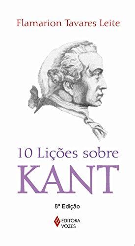 10 lições sobre Kant - Flamarion Tavares Leite
