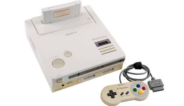 Prototipe Nintendo PlayStation Dilelang Seharga US $ 360.000