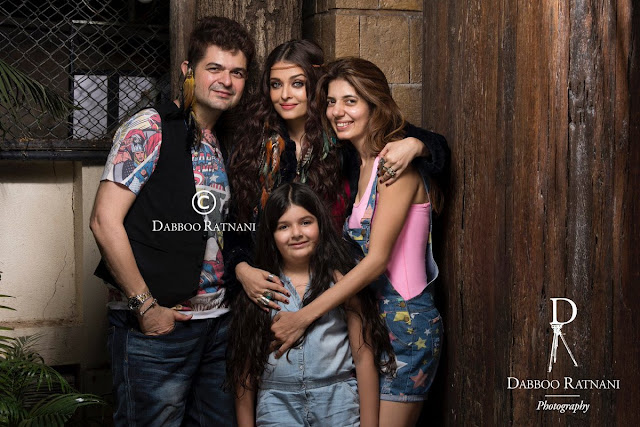 Aishwarya Rai Pics in Dabboo Ratnani Photoshoot 2017