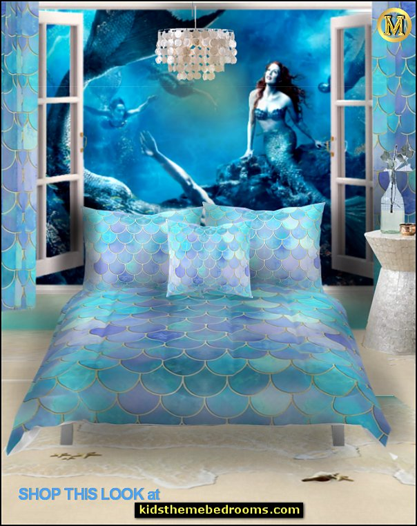 Decorating Theme Bedrooms Maries Manor Underwater Bedroom