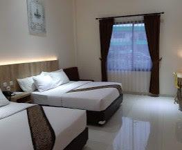 Kamar Hotel Bukit Ja'as Permai Trenggalek