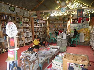 perpustakaan ramah anak untuk indonesia membaca (juara 3