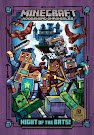 Minecraft Woodsword Chronicles #2 Night of the Bats Book Item