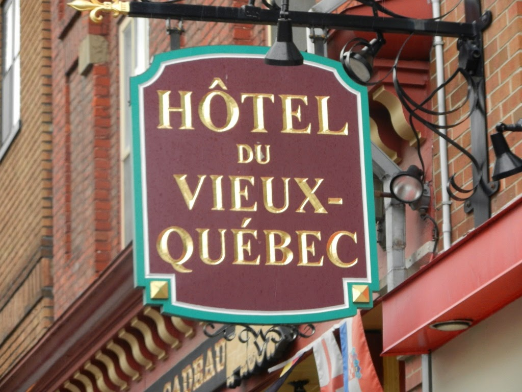 Hotel du Vieux Québec