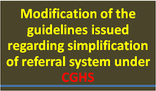 simplification-of-referral-system-under-cghs-clarification-of-the-guidelines
