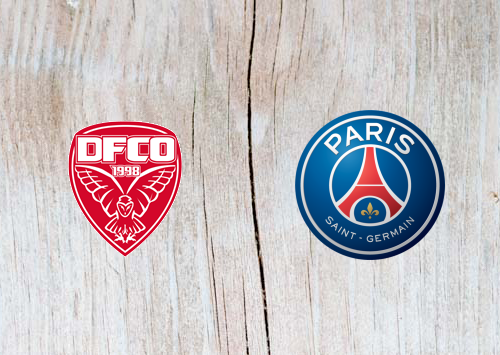 Dijon vs Paris Saint-Germain Full Match & Highlights 12 March 2019