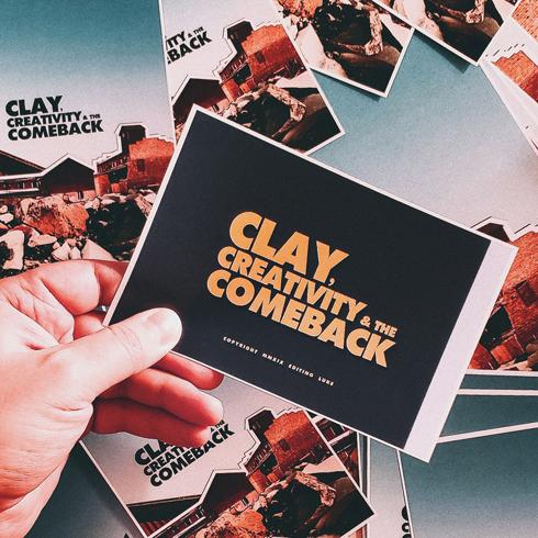 Clay Documentary Editing Luke
