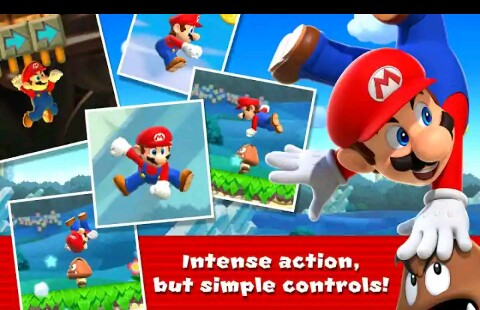 SUPER MARIO RUN APK game free download for android