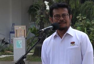 Profil singkat Syahrul Yasin Limpo, Menteri Pertanian Kabinet Indonesia Maju