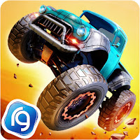 Monster Trucks Racing Infinite (Coins - Gold - Fuel) MOD APK