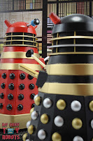 Custom Movie Red Dalek 28