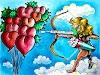 Γιορτή των ερωτευμένων #Αγιουβαλεντινου και Κορωνοϊού γωνία