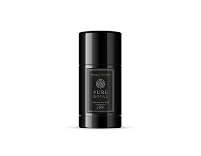 FM perfumowany antyperspirant w sztyfcie Pure Royal 199 Federico Mahora.