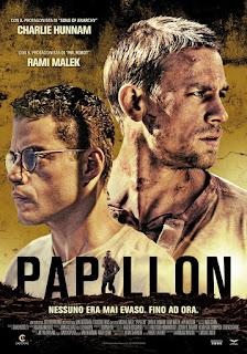 Papillon 2018 Legendado Online