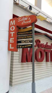 Schitt's Creek Motel