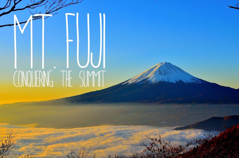 mt fuji header