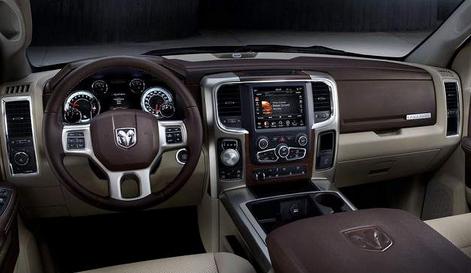 2016 Dodge Ram 1500 Laramie Specs