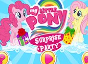 My Little Pony La fiesta Sorpresa juego