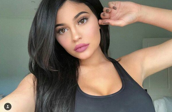 News:Kylie Jenner's Post-Baby Boobs Are Huge!