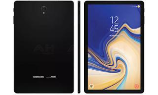 Bocor, Inilah Spesifikasi dan Penampakan Samsung Galaxy Tab S4 - Tablet dgn Snapdragon 835