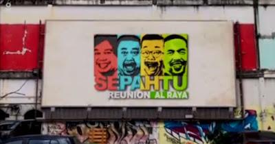 Sepahtu Reunion Al Raya 2019 FULL