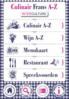Culinair Frans A-Z