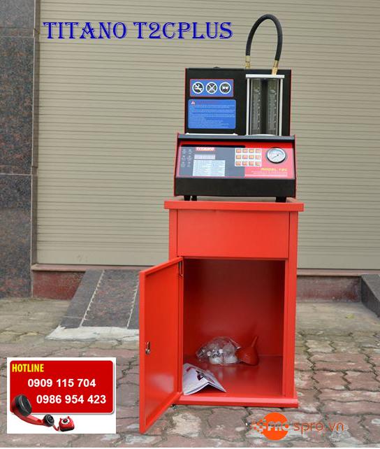 Máy súc rửa kim phun xăng điện tử giá rẻ cho xe tay ga