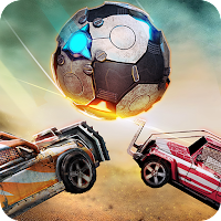 Rocket Car Ball Mod Apk