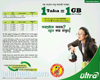 citycell zoom ultra offer