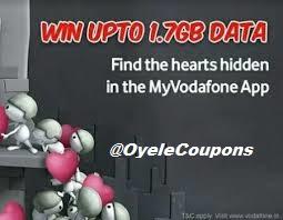 Vodafone free Data Offer