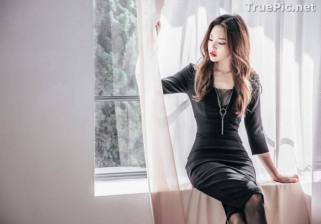 Image Korean Beautiful Model – Park Jung Yoon – Fashion Photography #4 - TruePic.net - Picture-10