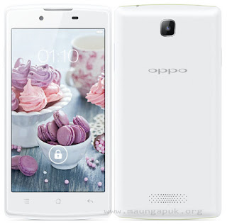 Oppo R831K Touch & LCD Fix