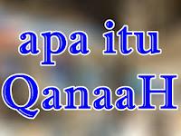 Apa itu Qanaah Dan Tasamuh?