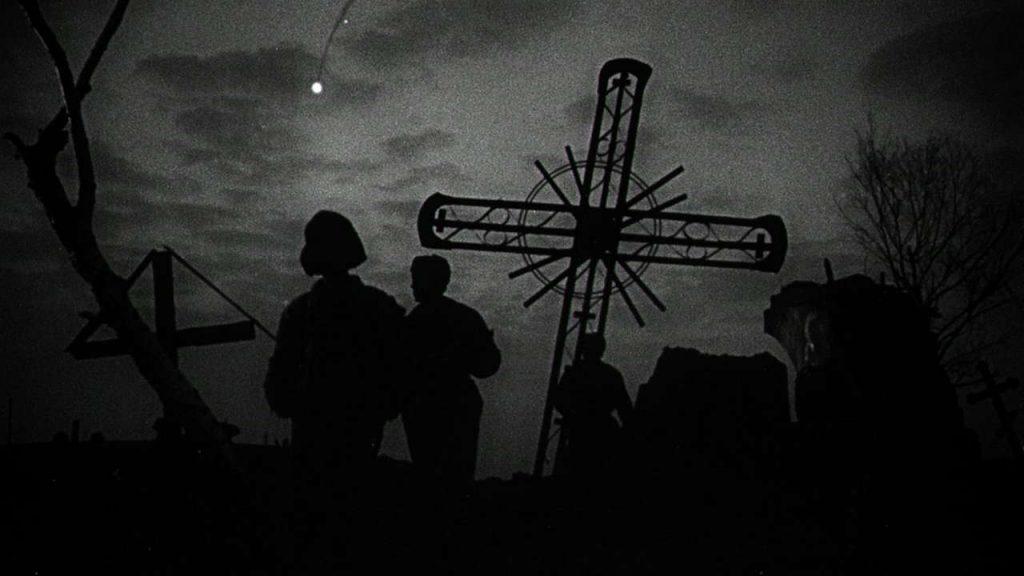 Ivan's Childhood war movie