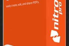 Nitro Pro Enterprise 12.1.0.195 Full Version