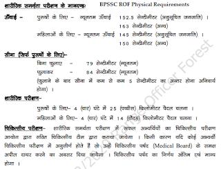 BPSSC ROF PET Details