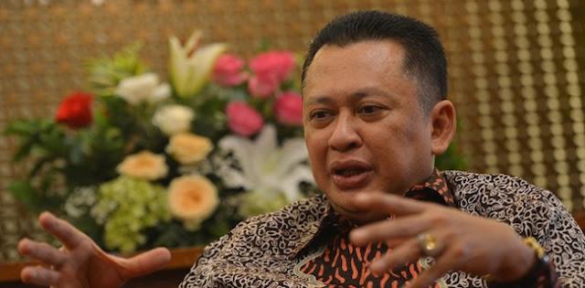 PKS: Ketua MPR Sudah Mengerucut Ke Bamsoet