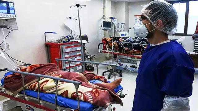وزارة الصحة:  تسجيل 2432 حالة اصابة جديدة و46 حالة وفاة بفيروس كورونا