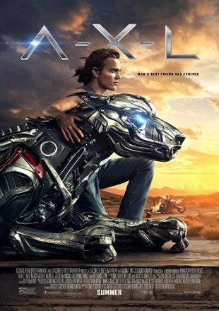A-X-L 2018 Full English Movie Download HDRip 720p