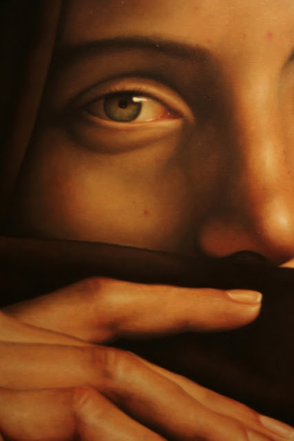 Santiago Carbonell | Realist Painter | Ecuadorian Painter | 1960