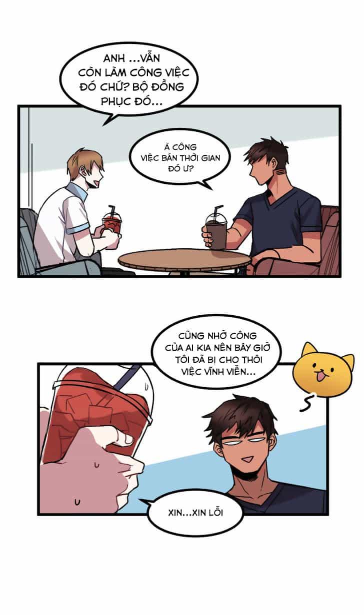 Trang 46 - [ Manhwa ] Trái tim thầm lặng - Heart Silent - Chap 002 (- Han Kyeul) - Truyện tranh Gay - Server HostedOnGoogleServerStaging