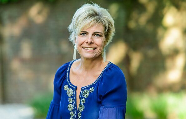 Princess Laurentien of the Netherlands is the wife of Prince Constantijn