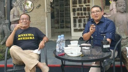 Komentari Foto Said Didu dan Fadli Zon, FH: Selalu Bicara Rakyat Tapi Pamer Kemewahan