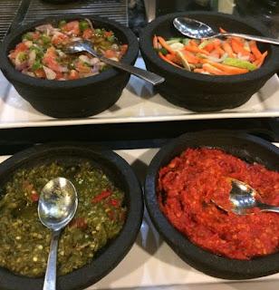 makanan indonesia disukai bule-sambal matah bali
