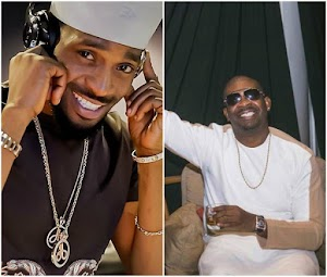 Nigerians react after D'Banj claimed Don Jazzy is still begging him