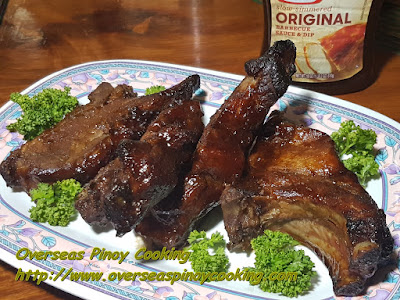Country Style Pork Ribs, Barbecue